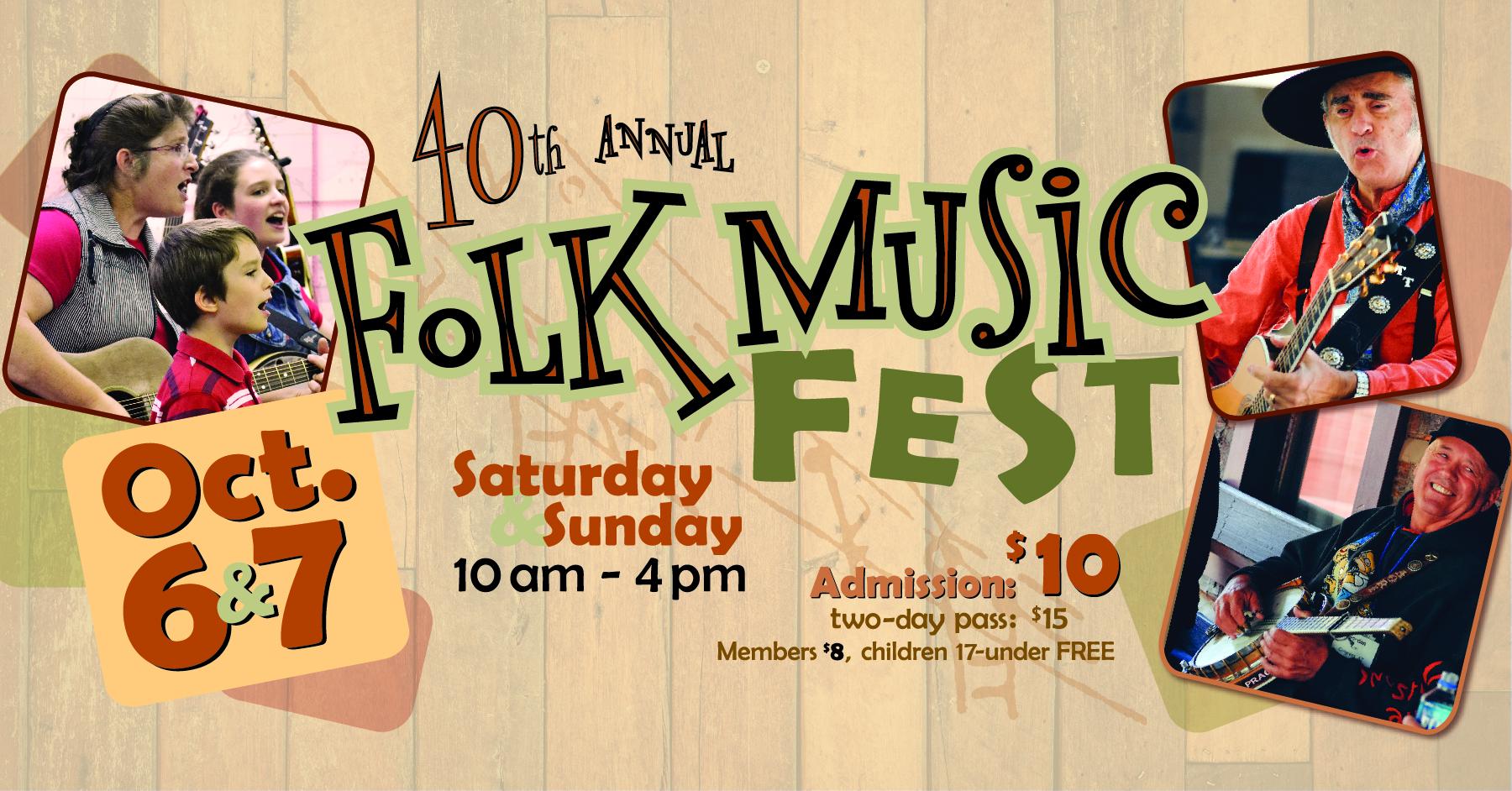 2018 Folk Music Festival