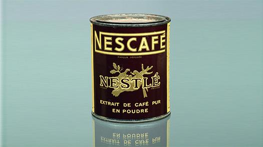 nescafe 1938 pierwsza kawa instant