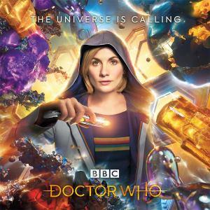 Doctor Who Season 11 Sonic Screwdriver