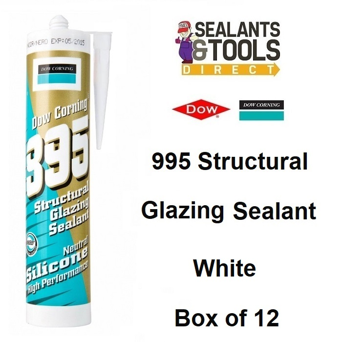 Dow Corning 995 White Structural Silicone Sealant