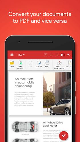 OfficeSuite + PDF Editor 9.4.12613 Premium APK