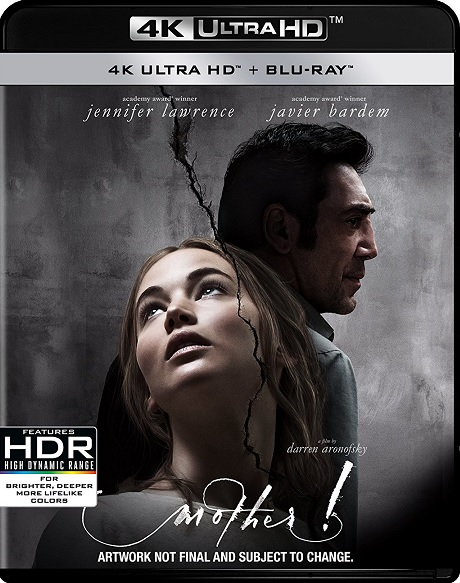 Mother (2017) 2160p BluRay 4K REMUX HEVC DTS-HD MA TrueHD 7.1 Atmos-tenzin