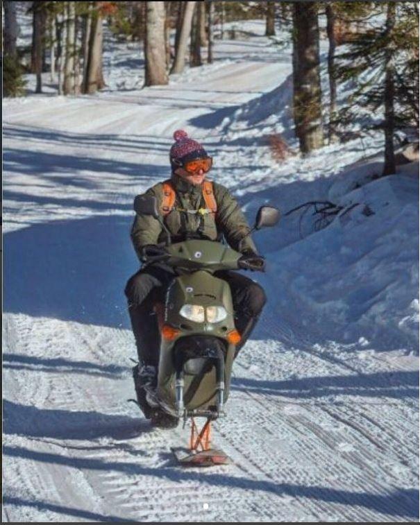 rally ski