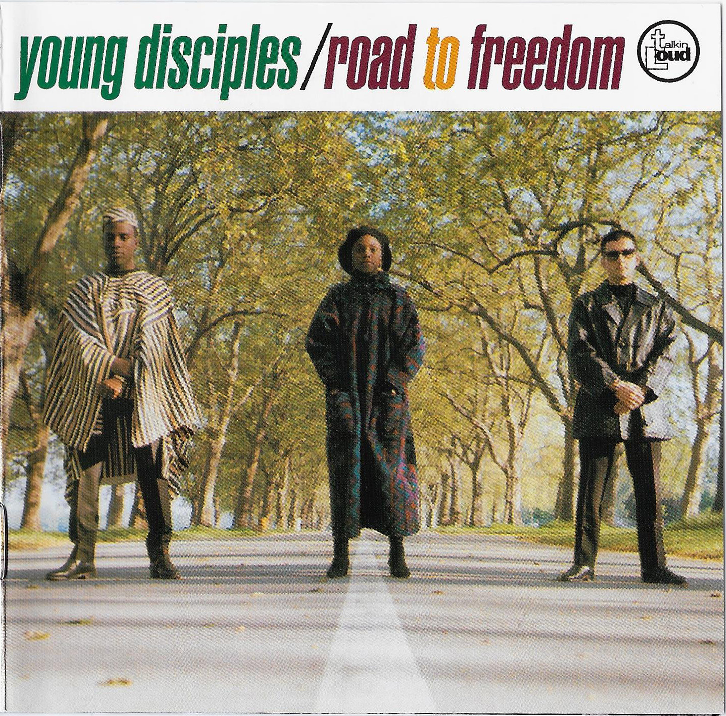 Young-Disciples-Road-To-Freedom-front