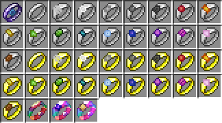 All the many rings added in HA!
