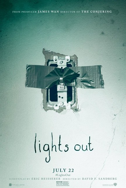 Lights Out (2016) BluRay 1080p 5.1CH x264