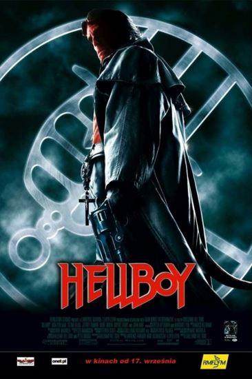 Hellboy (2004) PL.1080p.BluRay-CUKIERECZEK / Lektor PL i Napisy PL