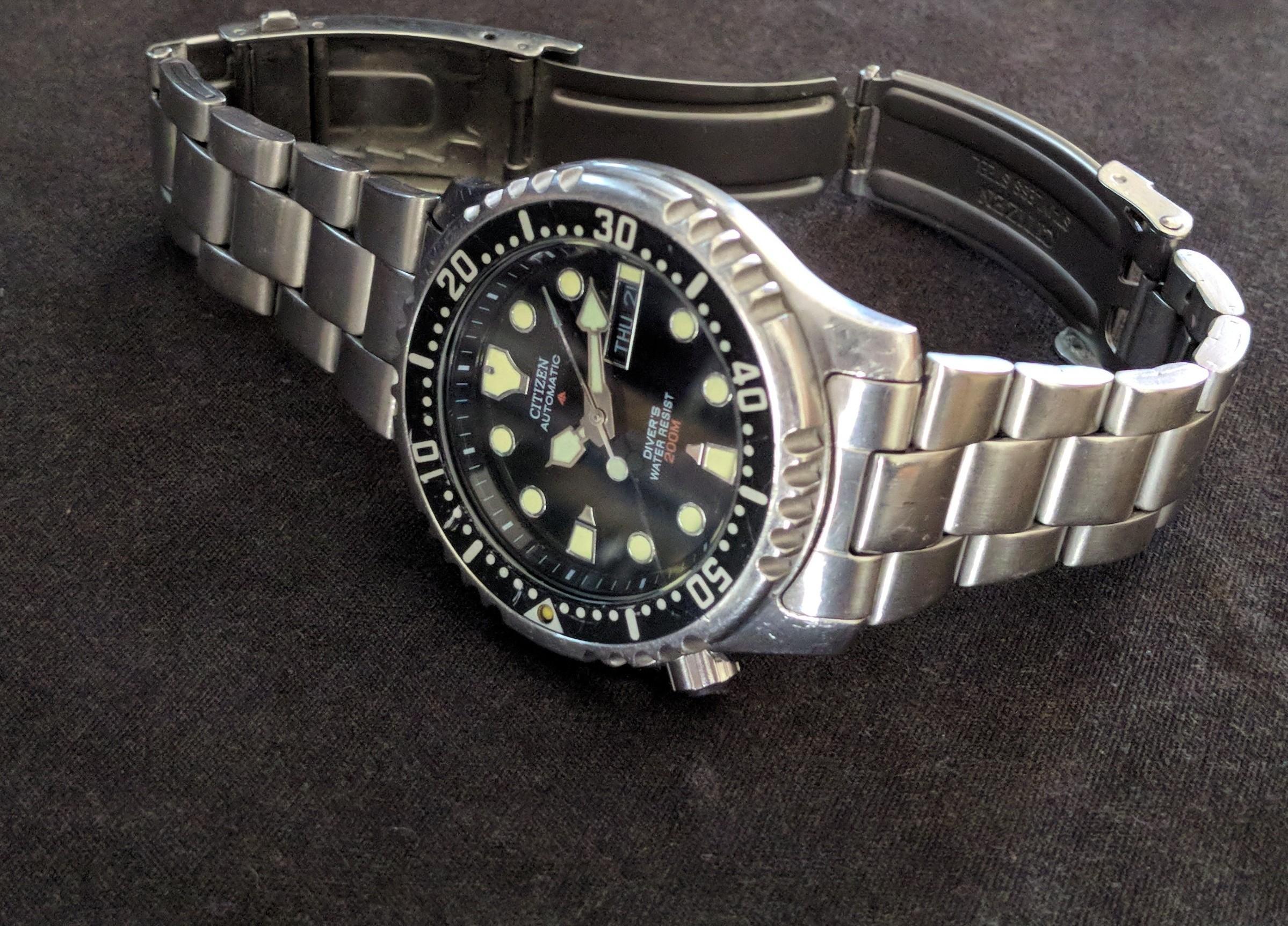 ρολόι χειρός  τί φοράτε ποιο θα θέλατε  - Σελίδα 274 - Μπλα Μπλα ... 372aecb4740