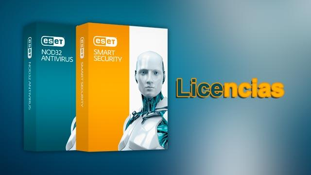 Licencias Nod32 [ Actualizadas 20  Julio 2018 + Programas ] [VS]