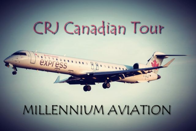 CRJ Canadian Tour