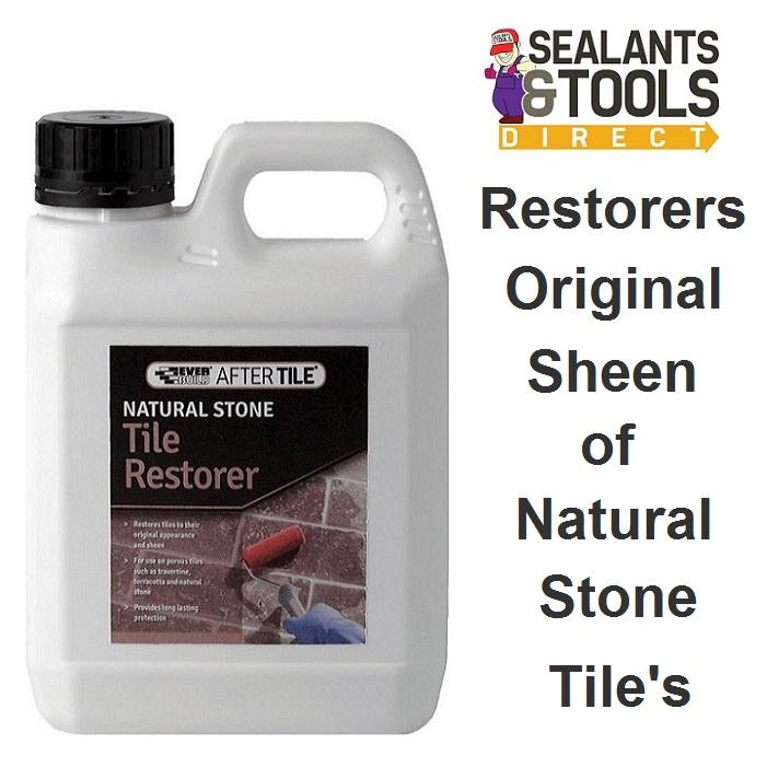 Everbuild After Tile Natural Stone Tile Restorer ATREST1