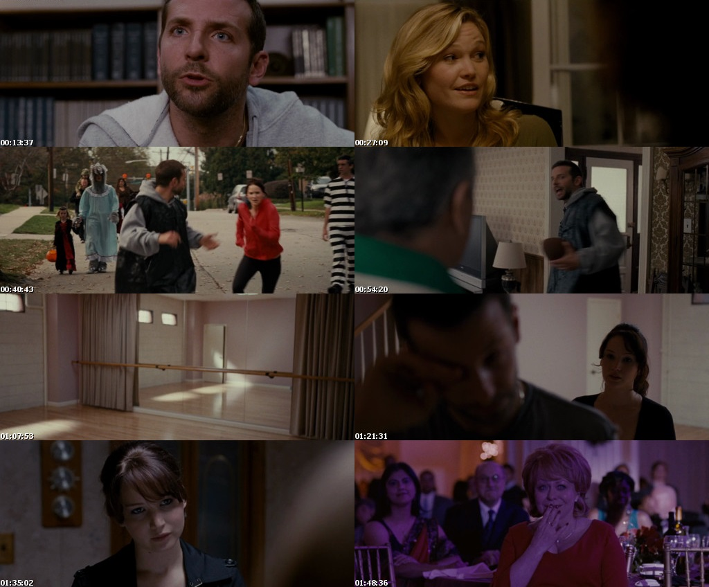 Silver Linings Playbook 2012 Full English Movie Download 480p 720p 1080p