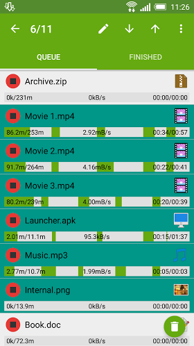 Advanced Download Manager (ADM) Pro 5.1.2 APK