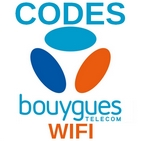codes bouygues telecom wifi