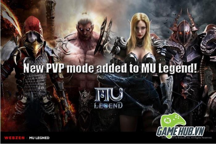 MU Legend bất ngờ công bố sự kiện PvP liên Server siêu khủng - ảnh 2