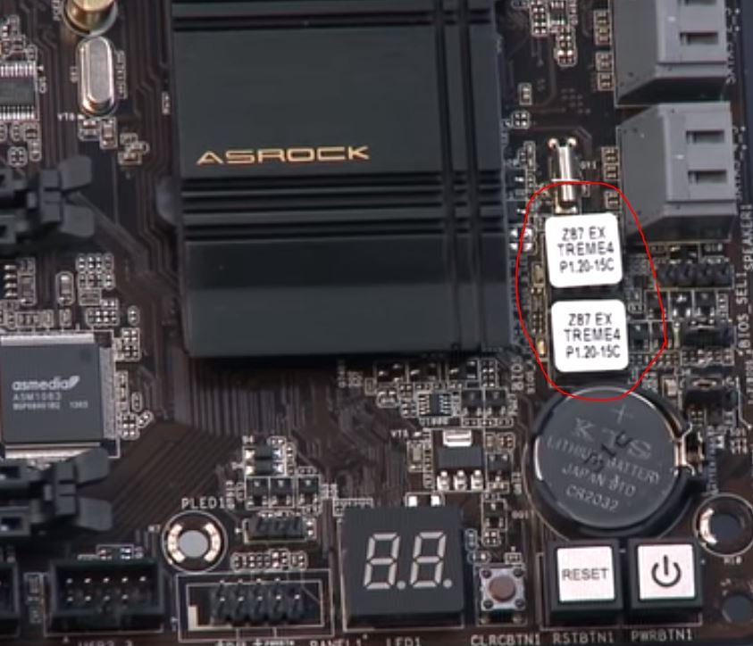 ASRock Z87 EXTREME4 won't restart - debug code 4F - ASRock Forums
