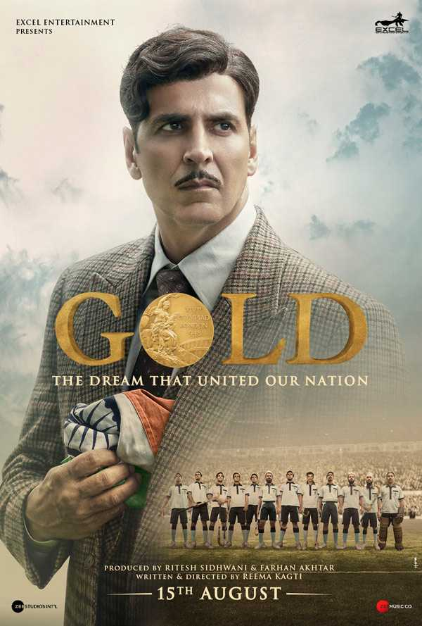 Gold (2018) PRE-DVDRip Hindi 700mb