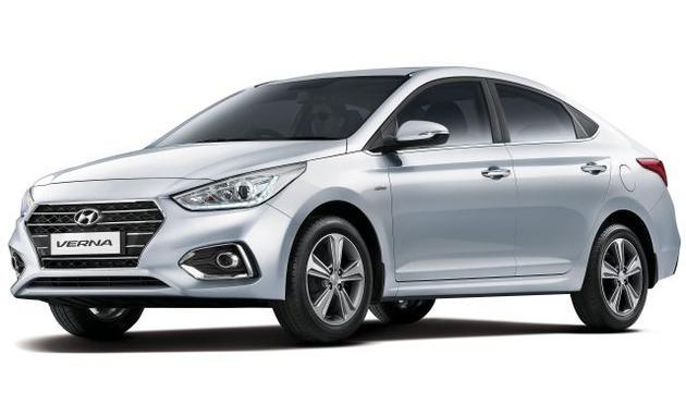 Hyundai Verna 1.6 2018