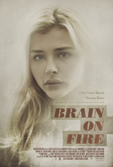 Brain on Fire (2016) 720p WEB-DL 650MB