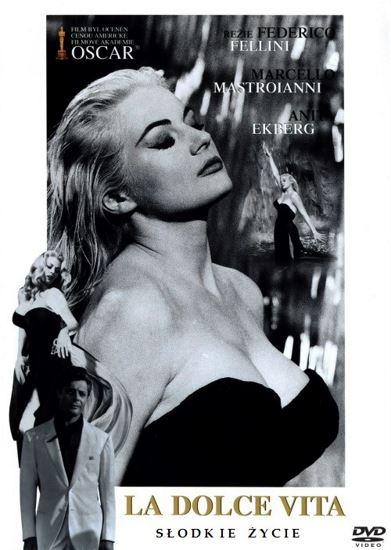 Słodkie życie / La Dolce Vita (1960) PL.AC3.DVDRip.XviD-GR4PE   Lektor PL