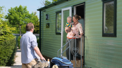 Family holiday home at Holgates