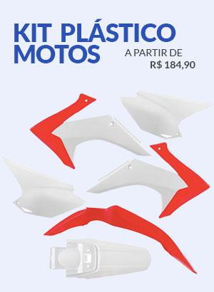 Kit Plástico Moto