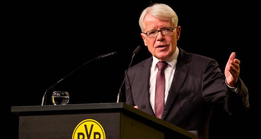 Dr. Reinhard Rauball