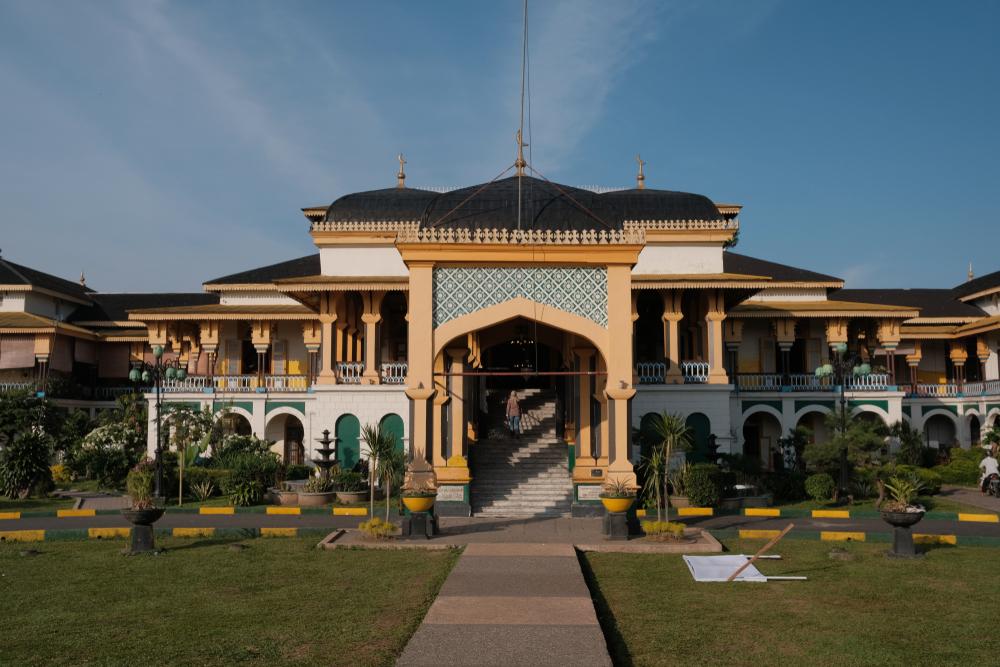 Maimun-Palace