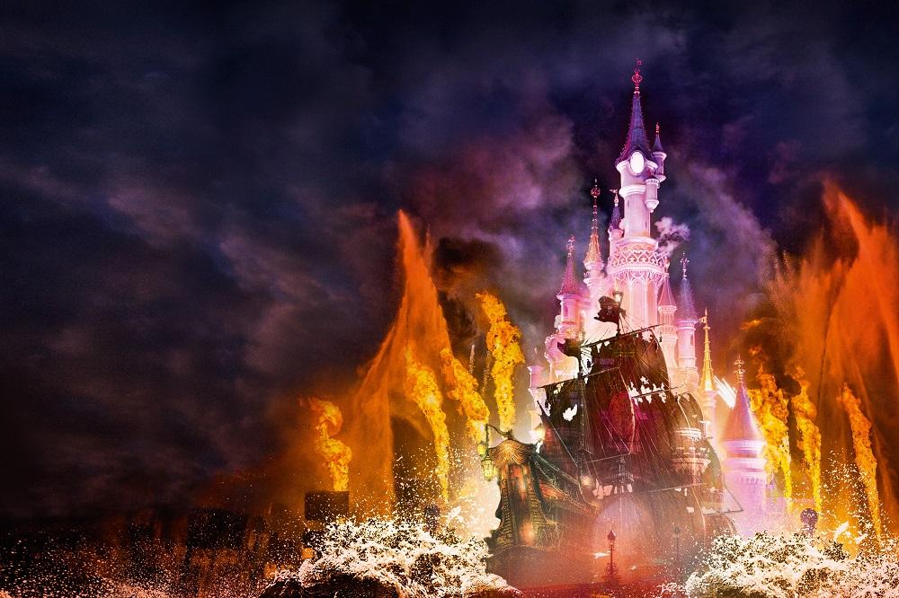 Pirates and Princesses at Disneyland Paris