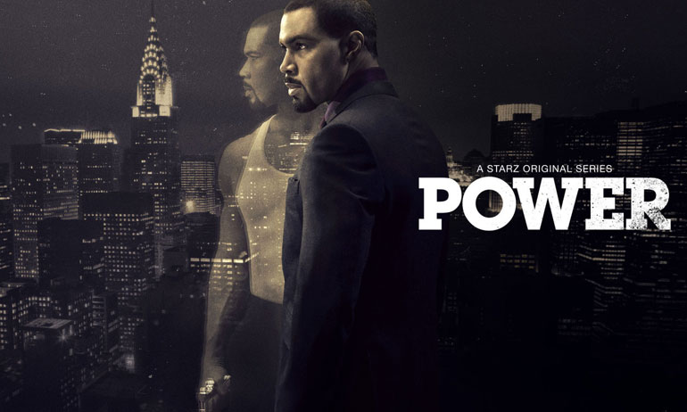 Power(Saison 1, 2, 3 et 4 et 5 complètes)   AVI - FR