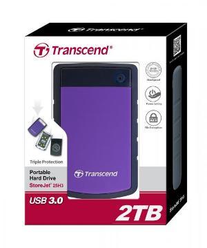 HARDISK EXTERNAL TRANSCEND2 Tb