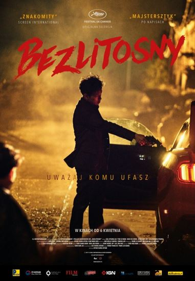 Bezlitosny / The Merciless (2017) PL.BRRip.XviD-GR4PE | Lektor PL