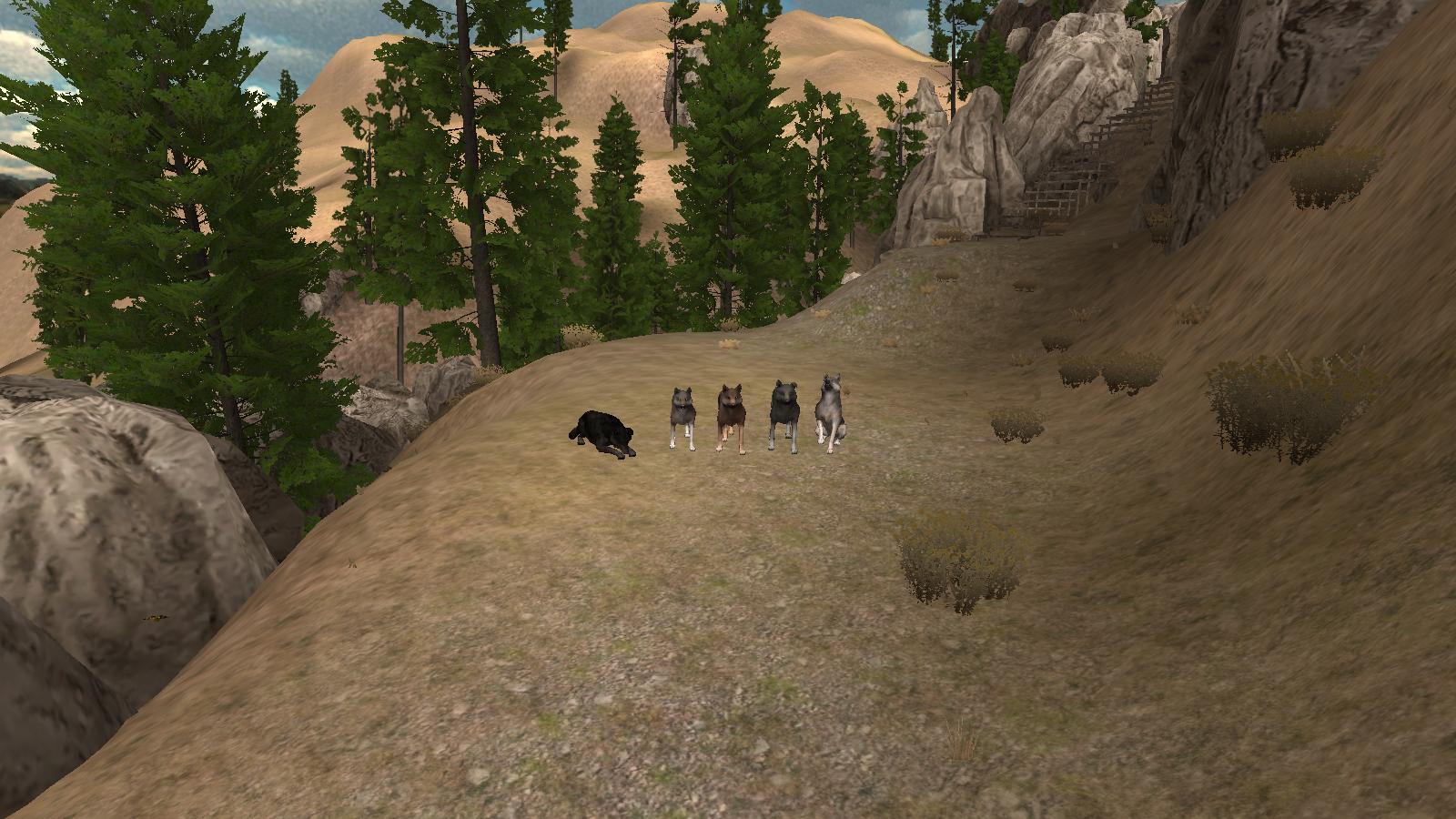 Pack selfie pics! Wolf_Quest_Screenshot_10