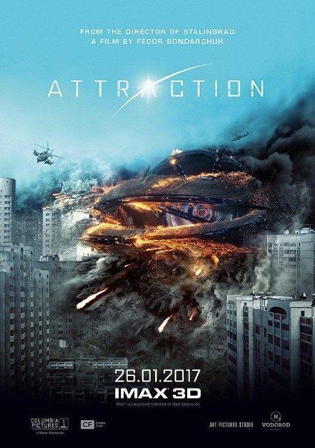 Attraction (2017) BluRay 1080p 5.1CH x264