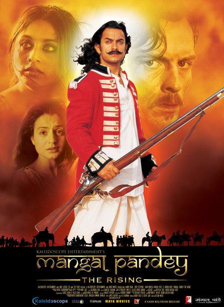 Mangal Pandey: The Rising (2005) Hindi 720p DVDRip 1.1GB x264