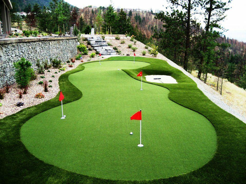 Kontraktor Mini Golf