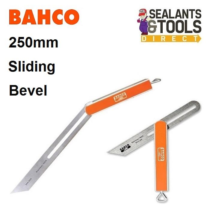 Bahco Sliding Mitre Bevel 250mm Square 9574-250