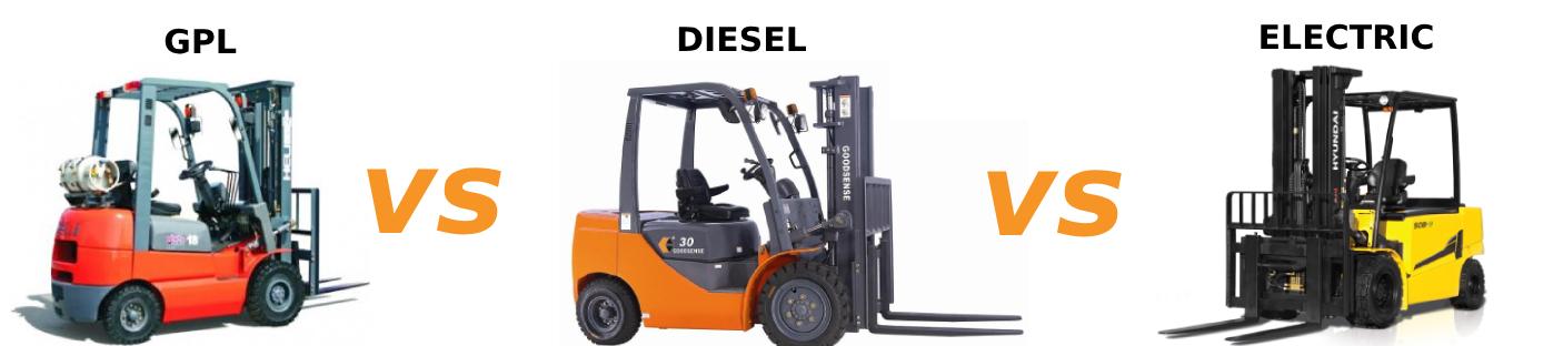 Motostivuitoare pe gpl, diesel, electrice