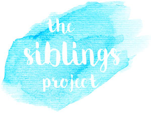 THE SIBLINGS PROJECT | JULY
