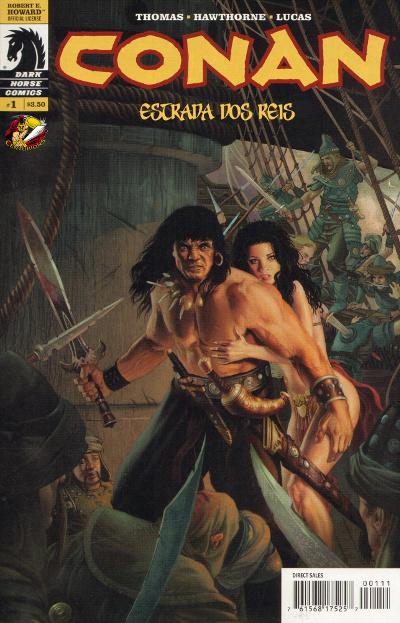 Conan - A Estrada dos Reis (2010)