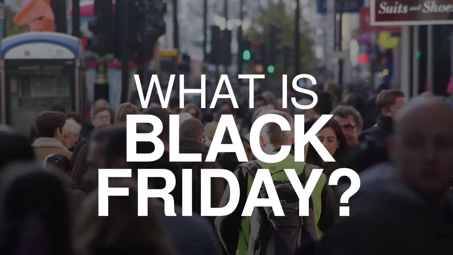 what is black friday 2018