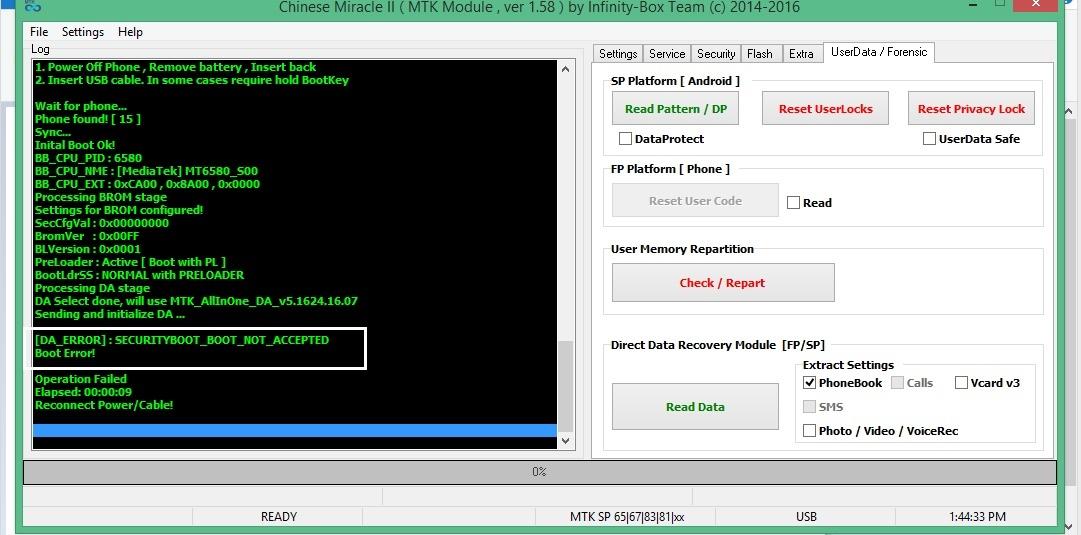 Lenovo SECURITYBOOT Solutioin CM2 - GSM-Forum