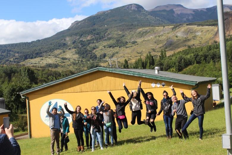 Visitas a PTAP y PTAS de Coyhaique.