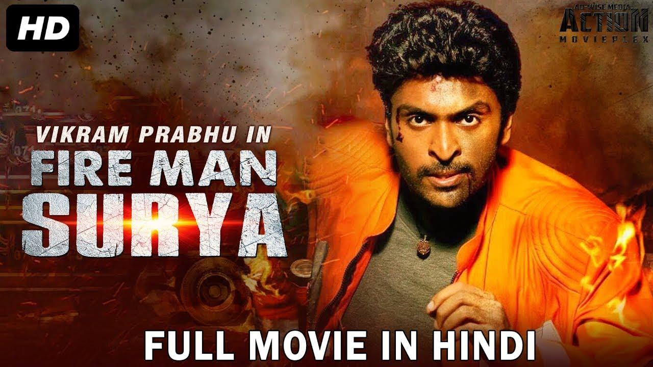Fire Man Surya 2018 Hindi Dubbed Movie HD