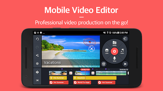 KineMaster – Pro Video Editor FULL 4.2.7.10215.GP APK