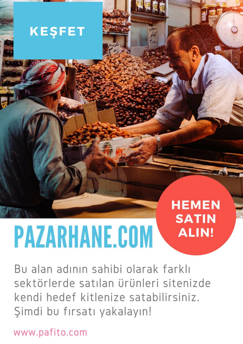 Pazarhane.com