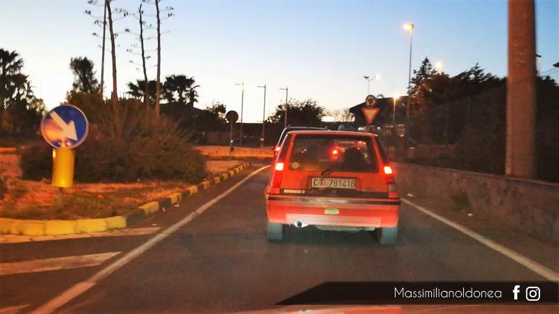 avvistamenti auto storiche - Pagina 35 Renault-Supercinque-GT-Turbo-1-4-120cv-87-CT781418