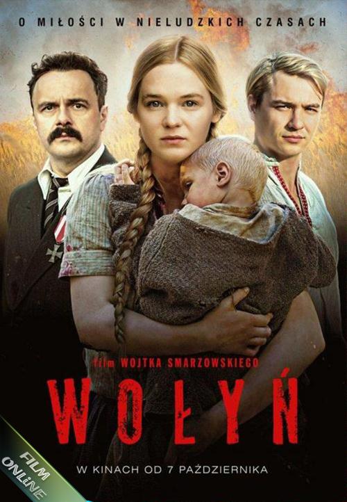 [ONLiNE] Wolyn (2016) PL.WEBRip.Xvid-KiT / Film Polski
