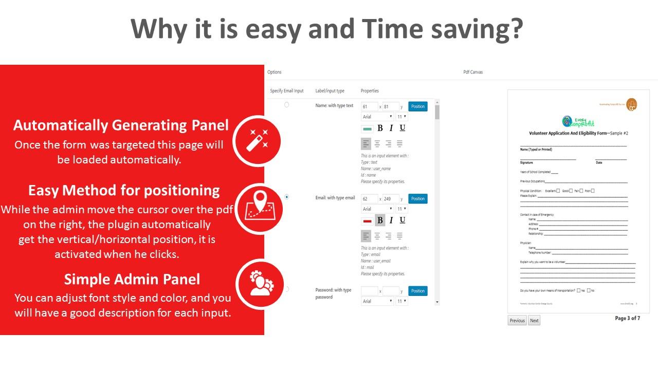 easy and time saving
