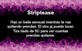 Ritual para los dados en el Sexcasino 1313 - Página 2 Striptease